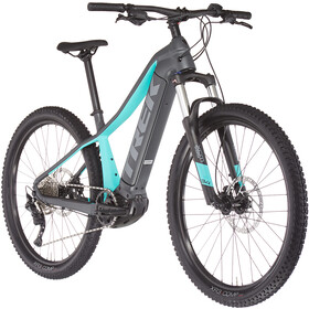 Trek Powerfly 4 500Wh matte solid charcoal/matte miami